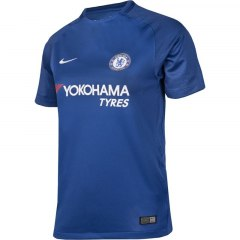 Koszulka Nike Chelsea Londyn Football Club 2017/2018 Junior 905541-496
